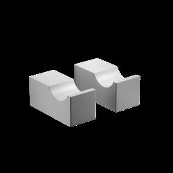 CO HAK1 blanc mat - Decor Walther