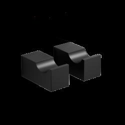 CO HAK1 noir mat - Decor Walther