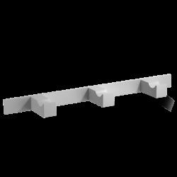 CO HAK3 blanc mat - Decor Walther