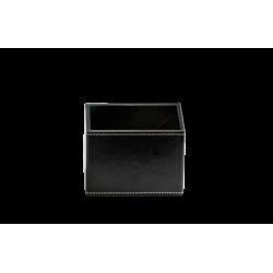 BROWNIE UB cuir noir - Decor Walther