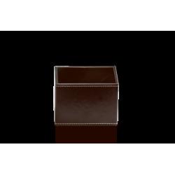 BROWNIE UB cuir brun - Decor Walther