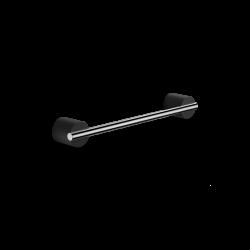 STONE HTE30 noir - chrome - Decor Walther