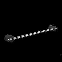 STONE HTE45 noir - chrome - Decor Walther