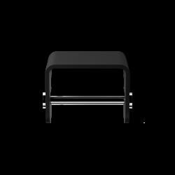 STONE TPH4 noir - chrome - Decor Walther