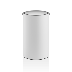 STONE BEMD blanc - chrome - Decor Walther