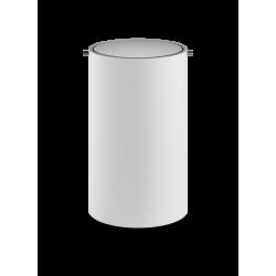 STONE BEMD blanc - inox brossé - Decor Walther