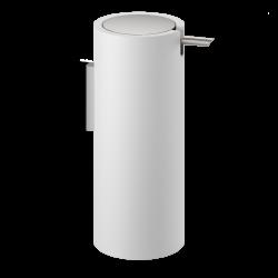 STONE WSP blanc - inox brossé - Decor Walther