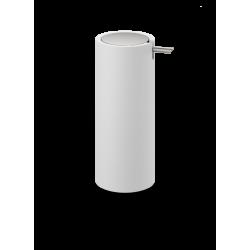 STONE SSP blanc - inox brossé - Decor Walther