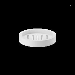 STONE STS blanc - chrome - Decor Walther