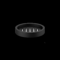 STONE STS noir - chrome - Decor Walther
