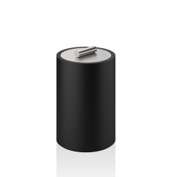 STONE DMD L noir - inox brossé - Decor Walther
