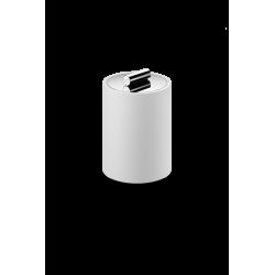 STONE DMD S blanc - chrome - Decor Walther