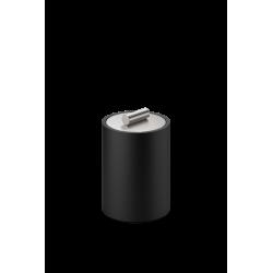 STONE DMD S noir - inox brossé - Decor Walther