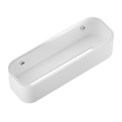 STONE DCT30 blanc - chrome - Decor Walther