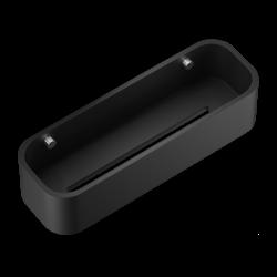 STONE DCT30 noir - inox brossé - Decor Walther