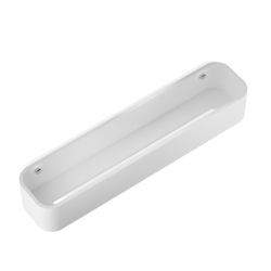 STONE DCT45 blanc - chrome - Decor Walther