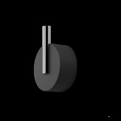 STONE WHK noir - chrome - Decor Walther