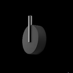 STONE WHG noir - chrome - Decor Walther