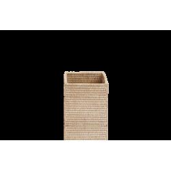 BASKET BOD rotin clair - Decor Walther