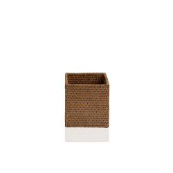 BASKET BOD rotin foncé - Decor Walther