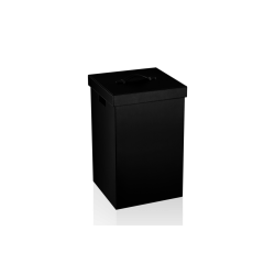 BROWNIE WB cuir noir - Decor Walther
