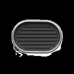Porte-savon noir VIPP5