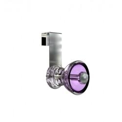 BD1055-P acrylique mauve - chrome - Frost