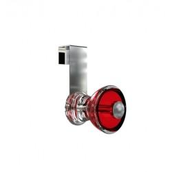 BD1055-R acrylique rouge - chrome - Frost