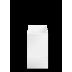 BROWNIE PK cuir blanc - Decor Walther