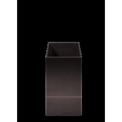BROWNIE PK cuir brun - Decor Walther