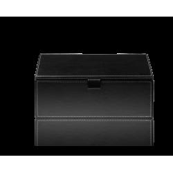 BROWNIE BMD2 cuir noir - Decor Walther