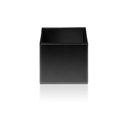 BROWNIE BOD1 cuir noir - Decor Walther