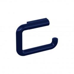 Porte-papier bleu acier...