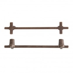 PMCRO-160 RB / bronze brut
