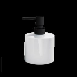 Distributeur de savon blanc...