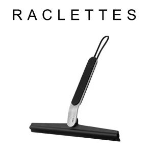 Raclettes de douche